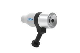 HDA-60 automatic electrostatic rotary bell gun